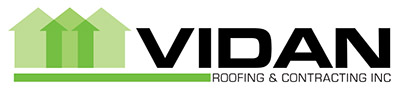 VIDAN Roofing and Contracting Logo